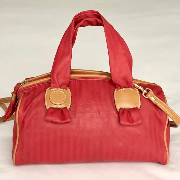 3d3bdcd4dd2 Fendi Bags   Rare Vintage Convertible Crossbody Handbag   Poshmark